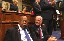 Welch, Leahy, Sanders join protest for action on gun control
