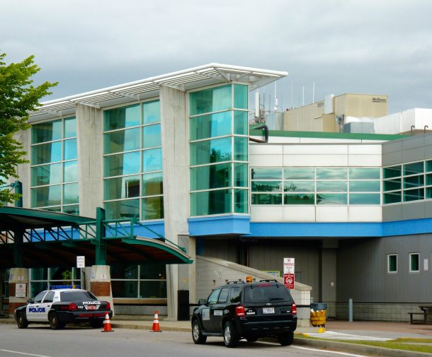Burlington International Airport. Photo by Morgan True / VTDigger