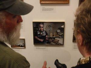 Brattleboro Museum & Art Center, guns