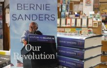 Sanders' book 'Our Revolution' arriving with new significance