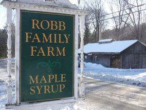 Robb family, maple
