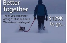 Thank you for helping VTDigger raise $20K in 24 hours
