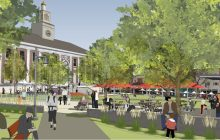 Burlington gathers input for City Hall Park redesign