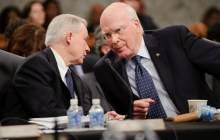 Tension high as Leahy set to grill Trump attorney general pick