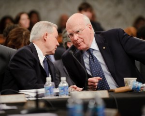 Sessions Leahy