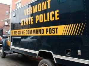 Crime scene command