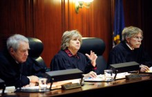 Justices hear challenge to Shumlin on high court appointment