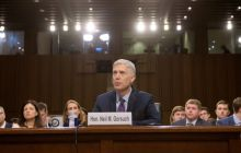 U.S. Supreme Court nominee deflects Senate questions about abortion, voting rights