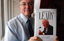 New Leahy biography rips up the usual script