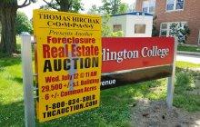 Burlington College property up for auction