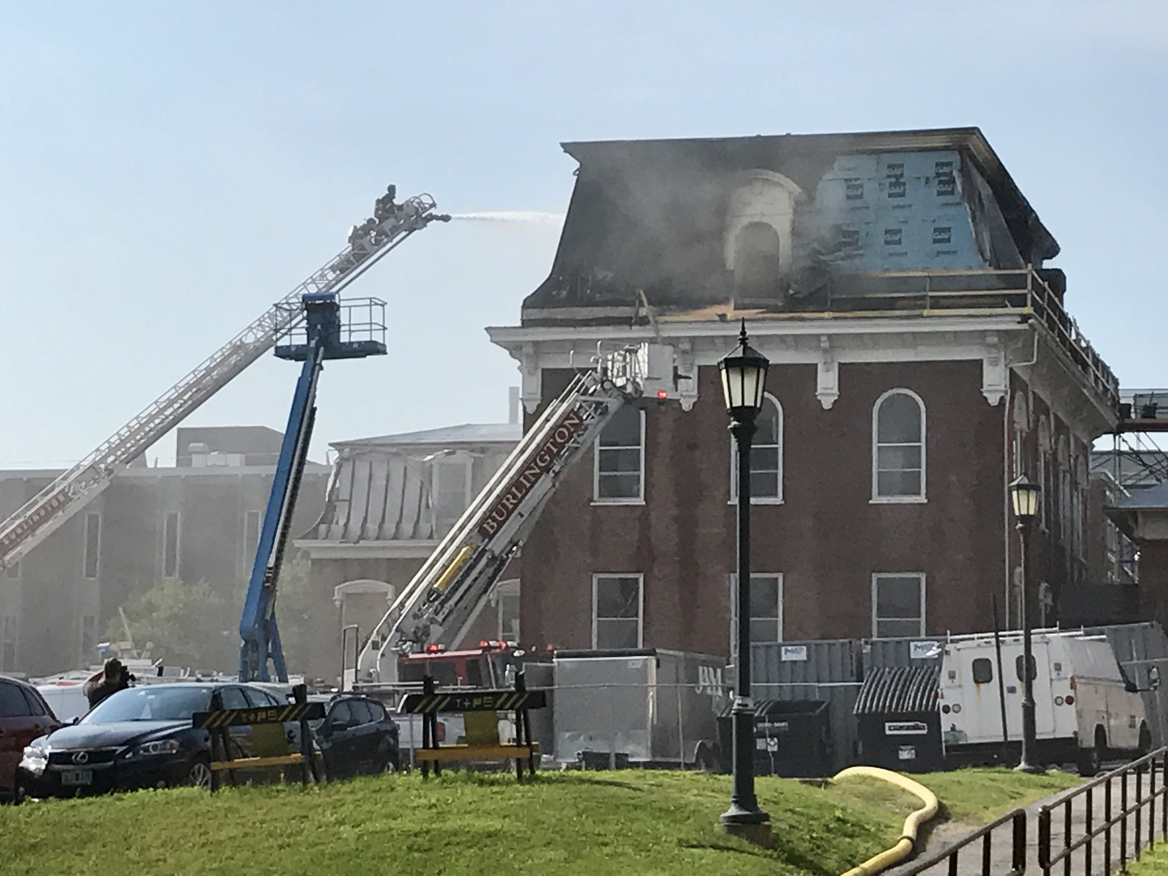 Curator: Plant, animal collection survived university fire