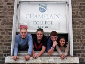 Champlain College Dublin 1