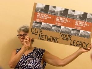 Keep BT Local demonstrator