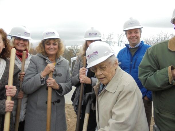 Work starts on elder housing in planned South Burlington ...