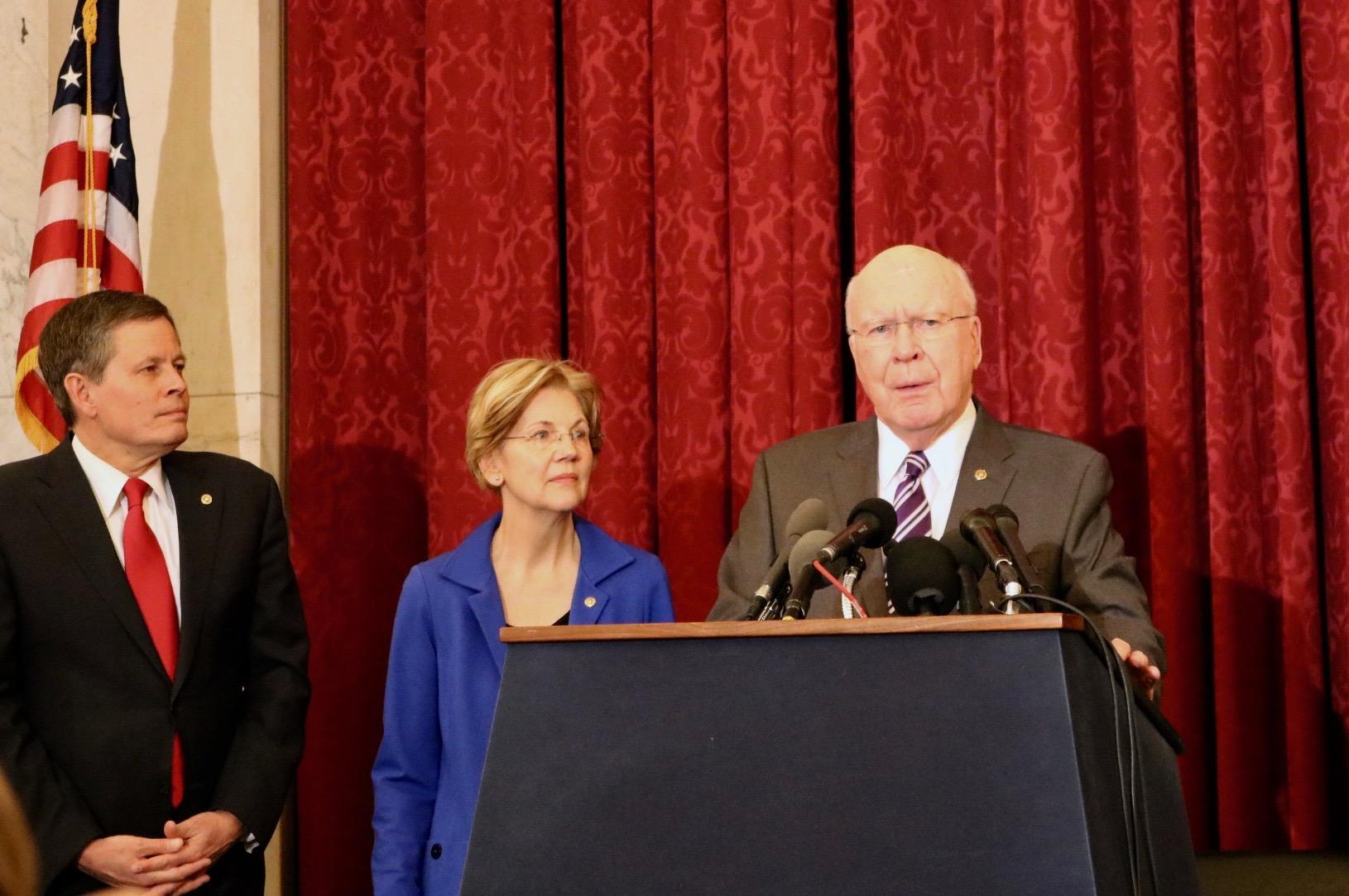 Legislation on foreign surveillance clears Senate hurdle