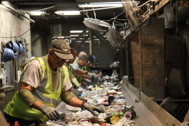 Casella Waste Systems recycling
