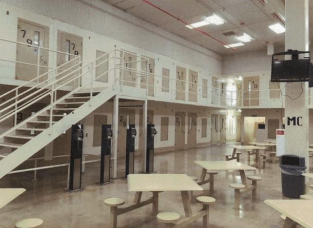 prison commons