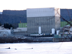 Vermont Yankee nuclear power plant, Feb. 21, 2010