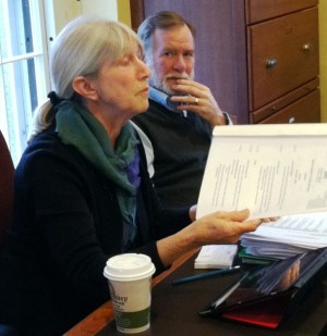 Rep. Janet Ancel, D-Calais, chairs the House Ways and Means Committee. Photo by Hilary Niles/VTDigger