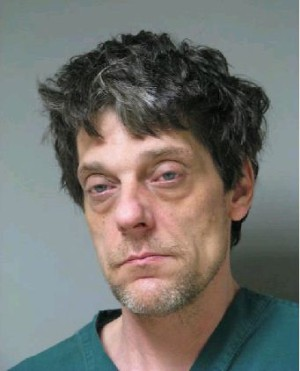 Timothy Foley, a suspect in the shooting of three men, including two Vermont State Troopers. Vermont State Police photo