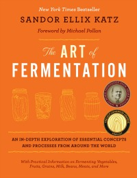 """Sandor Katz's book on """"The Art of Fermentation"""" is a New York Times best-seller, one of four the Vermont-based Chelsea Green has published."""