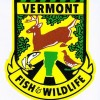 Vermont Fish and Wildlife logo