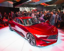 Why Acura's Precision Concept Doesn't Suck