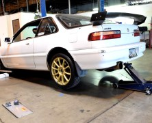 FF Battle Prep: Project '93 Integra
