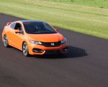 #projectorange: Boosted '14 Civic Si