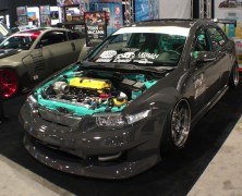 Tuner Battlegrounds Champ TSX