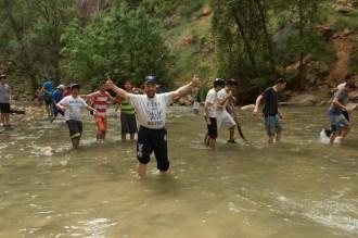 Zion hike - 6