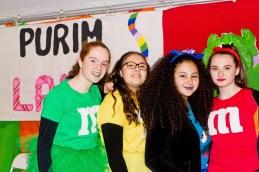 Purim Girls Div 5779 - - 3