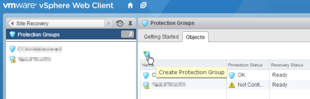 11 - Configure Protection Group