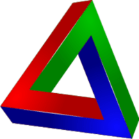 Sivvus impossible triangle logo