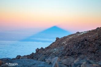 Sunrise El Teide Tenerife 2015