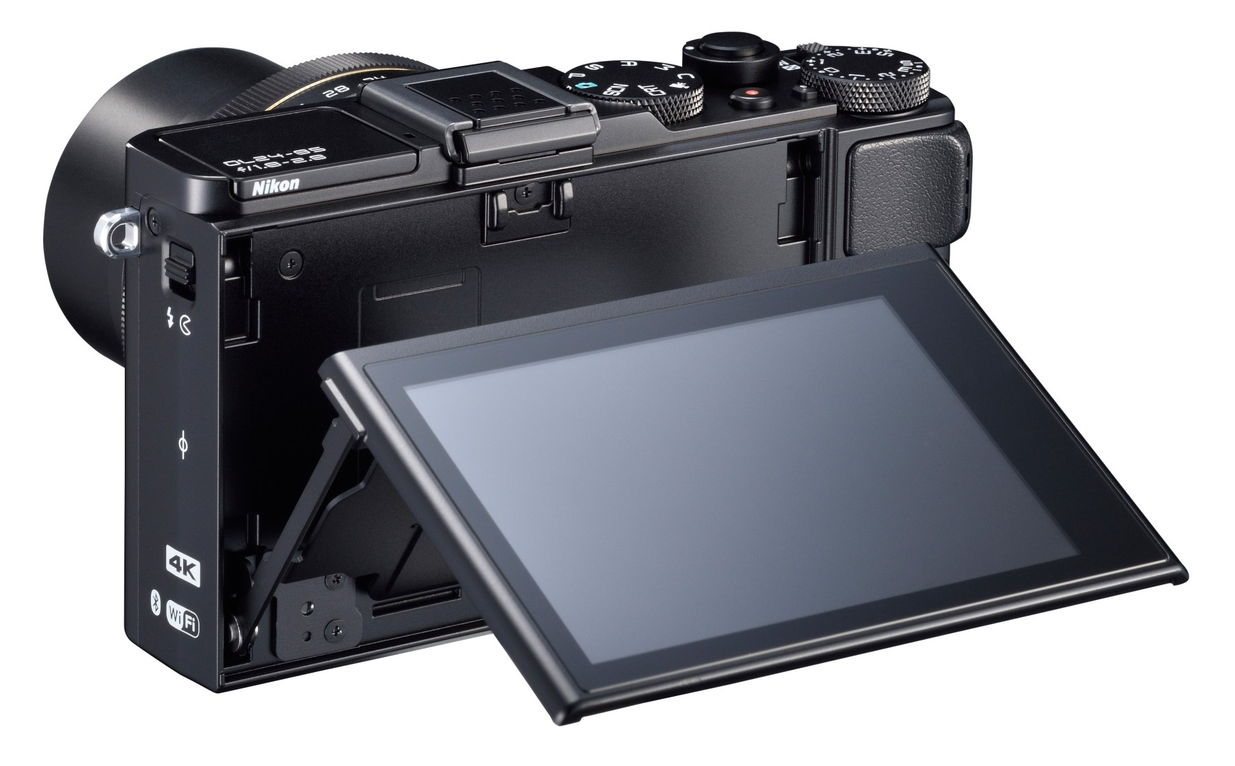 Nikon DL 24-85 camera