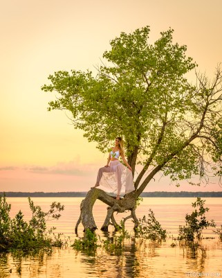 Carley — Sandbanks Photo Shoot