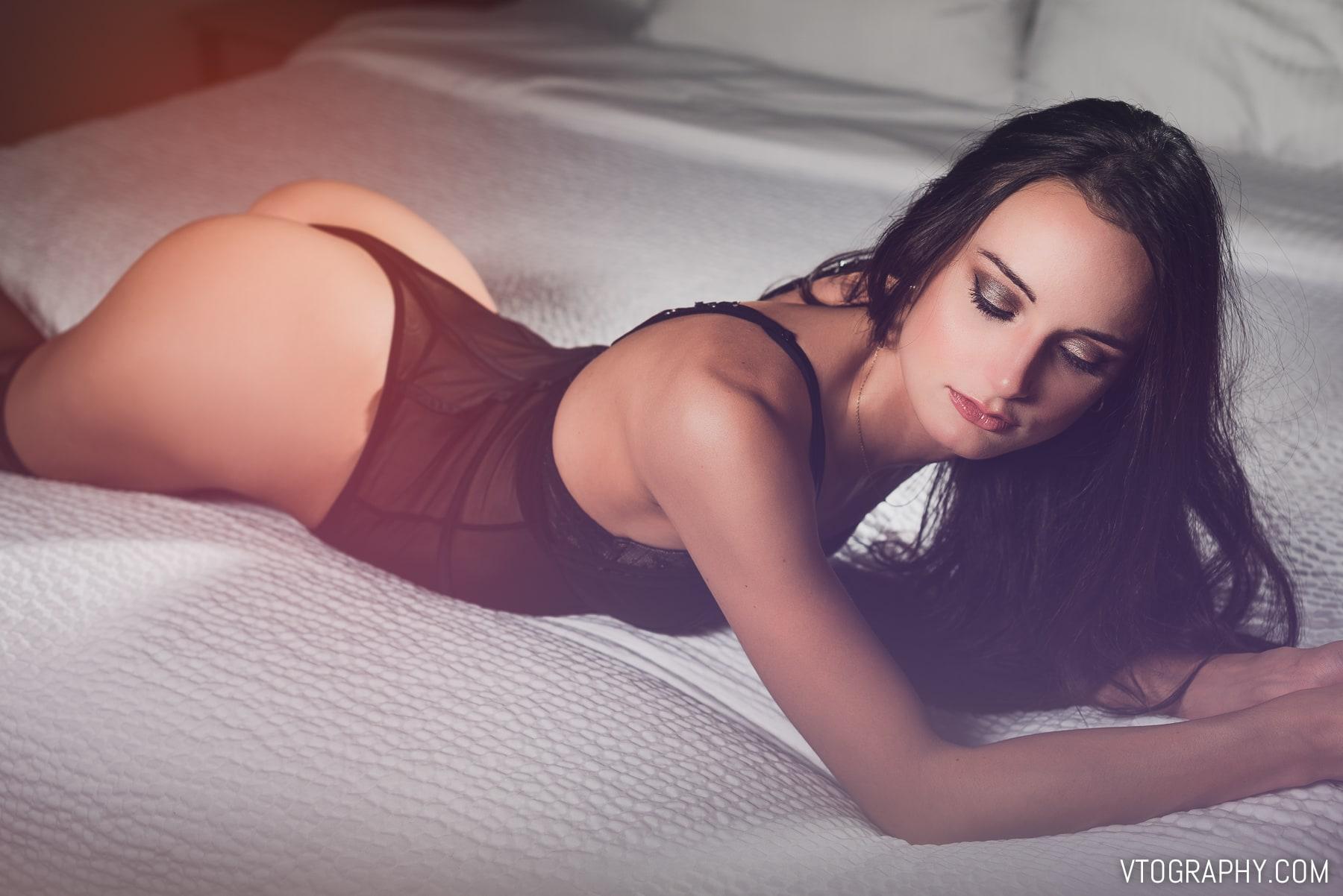 Model Ashton Sullivan of City Models, Halifax
