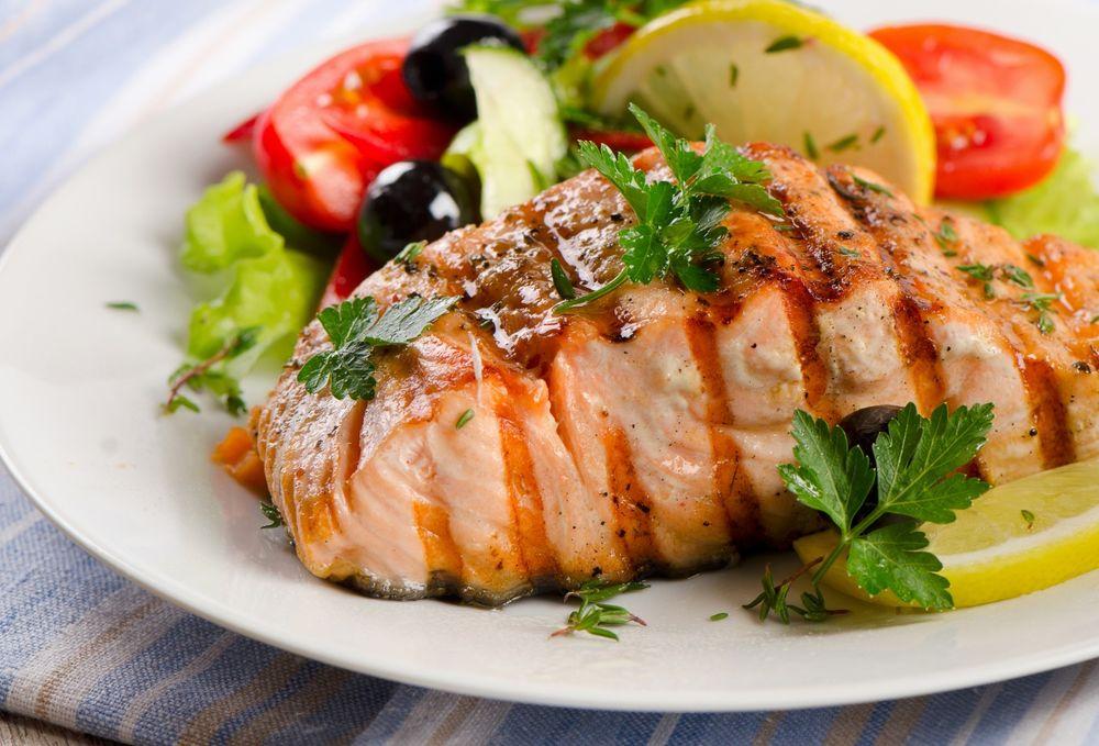 своих фото рыба с овощами сегодня