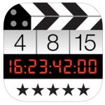 MovieSlate® Clapperboard Shot Log for iPhone and iPad