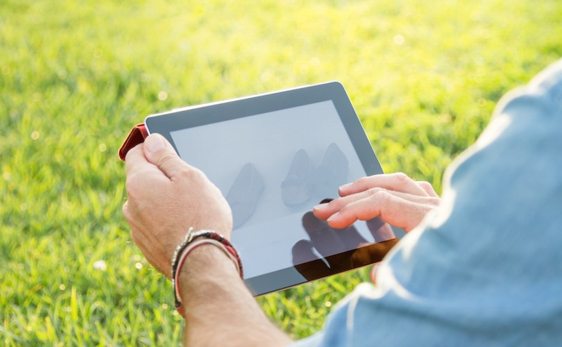 Using an iPad and iOS apps to make professional video