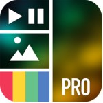 make videos with your android smartphone or tablet and vidstitch pro video collage