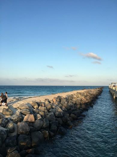 jetty of south beach