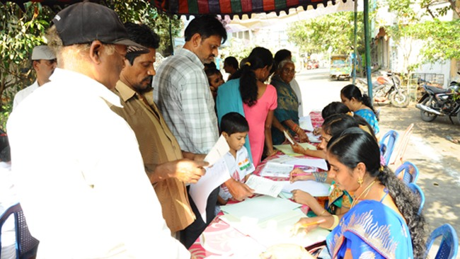 Free Medical Camp on Republic day at Rajamahendravaram