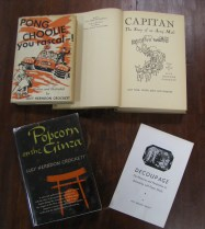 Lucy Herndon Crockett books in Special Collections