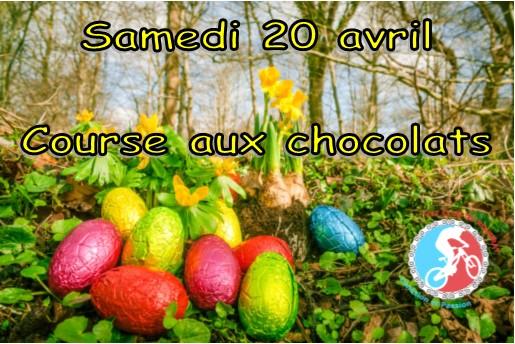 La course aux chocolats !
