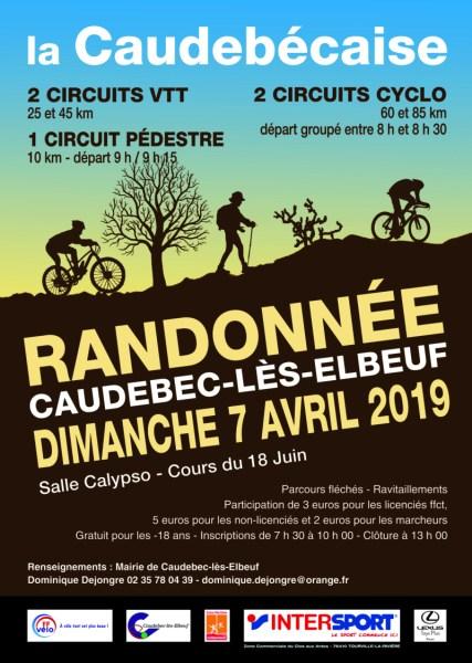 LA CAUDEBECAISE à Caudebec-lès-Elbeuf