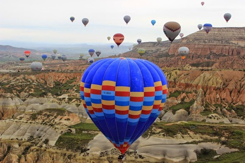 thung lũng tình yêu cappadocia