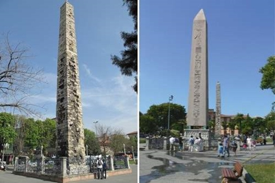 Cột đá Constantinus
