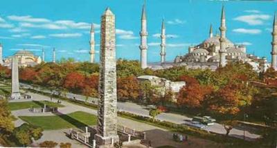 quảng trường sultan ahmet ngày nay